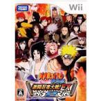 『中古即納』{表紙説明書なし}{Wii}NARUTO-ナルト-疾風伝 激闘忍者大戦!EX2(20071129)