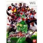 『中古即納』{Wii}仮面ライダー クライマックスヒーローズW(20091203)