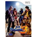 『中古即納』{表紙説明書なし}{Wii}戦国BASARA3(バサラ3)(20100729)
