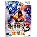 『中古即納』{Wii}戦国無双3 猛将伝(20110210)