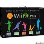 『中古即納』{表紙説明書なし}{Wii}Wii Fit Plus(Wiiフィット プラス) バランスWiiボード(クロ)セット(20111202)