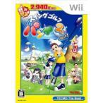『中古即納』{Wii}スイングゴルフ パンヤ 2ndショット! TECMO The Best(RVL-P-R2PJ)(20081218)