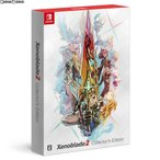 『中古即納』{Switch}Xenoblade2(ゼノブレイド2) Collector's Edition(限定版)(20171201)