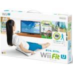 『中古即納』{ACC}{WiiU}Wii Fit U バランスWiiボード(シロ) + フィットメーター(ミドリ) セット 任天堂(WUP-R-ASTJ)(20140201)