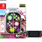 『新品即納』{ACC}{Switch}Joy-Con SILICONE COVER COLLECTION for Nintendo Switch Splatoon2 Type-A(スイッチ ジョイコン シリコンカバー スプラトゥーン2)