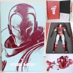 『中古即納』{FIG}アイアンマン シルバーセンチュリオン Iron Man Silver Centurion フィギュア threeA(スリーエー)(20141206)
