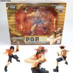 『中古即納』{未開封}{FIG}Portrait.Of.Pirates P.O.P NEO-DX ポートガス・D・エース ONE PIECE(ワンピース) 1/8 完成品 フィギュア メガハウス(20121231)