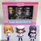 『中古即納』{FIG}ねんどろいどぷち Angel Beats!(エンジェルビーツ!) セット01 完成品 可動フィギュア グッドスマイルカンパニー(20101031)