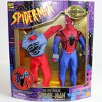 『中古即納』{FIG}Spectacular and Scarlet Spider-Man(スパイダーマン) 12inch Collectible フィギュア(48419) ToyBiz(トイビズ)(19961231)