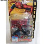 『中古即納』{FIG}マグネティック スパイダーマン スパイダーマン2 6インチ アクションフィギュア(43802) ToyBiz(トイビズ)(20040731)