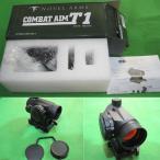 『新品即納』{MIL}ノーベルアームズ COMBAT(コンバット) AIM T1/BK ドットサイト(20160324)
