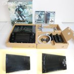 『中古即納』{訳あり}{本体}{WiiU}Wii U ゼノブレイドクロス セット(XenobladeX Set 32GB クロ/黒/kuro)(WUP-S-KAGL)(20150429)