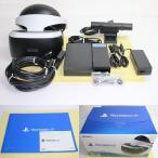 『中古即納』{ACC}{訳あり}{PS4}PlayStation VR PlayStation Camera同梱版(プレイステーションVR/PSVR カメラ同梱版)SIE(CUHJ-16001)(20161013)