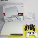『中古即納』{訳あり}{本体}{PS3}プレイステーション3 PlayStation3 HDD160GB クラシック・ホワイト(CECH-2500ALW)(20100729)