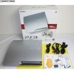 『中古即納』{訳あり}{本体}{PS3}プレイステーション3 PlayStation3 HDD160GB サテン・シルバー(CECH-2500ASS)(20110310)