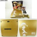 『中古即納』{訳あり}{本体}{PS3}プレイステーション3 PlayStation3 ワンピース 海賊無双 GOLD EDITION HDD320GB(CEJH-10021)(20120301)