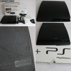 『中古即納』{訳あり}{本体}{PS3}プレイステーション3 PlayStation3 HDD320GB チャコール・ブラック HDDレコーダーパック(CEJH-10017)(20110630)