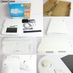 『中古即納』{訳あり}{本体}{WiiU}Wii U すぐに遊べるファミリープレミアムセット(シロ/白/Shiro)(WUP-S-WAFS)(20131031)