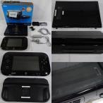 『中古即納』{訳あり}{本体}{WiiU}Wii U プレミアムセット 黒 PREMIUM SET kuro/クロ(本体メモリー32GB)(WUP-S-KAFC)(20121208)