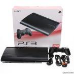 『中古即納』{訳あり}{本体}{PS3}PlayStation3 プレイステーション3 HDD250GB チャコール・ブラック(CECH-4000B)(20121004)