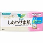 【花王】ロリエFしあわせ超スリムふつうの日用羽つき 24コ入 ※お取り寄せ商品
