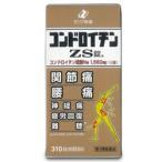 【第3類医薬品】【ゼリア新薬】 コンドロイチン ZS錠 310錠