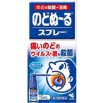 【第3類医薬品】 小林製薬 のどぬーる スプレー