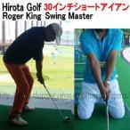 【30インチ ショート アイアン】 広田ゴルフ ロジャーキング スイングマスター 練習機