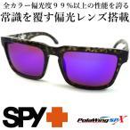 SPY HELM smoke tort Happybronze/Purple spectra & ポラウイング Polawing SPX1.60