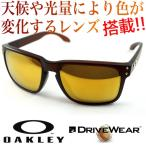 OAKLEY Holbrook Matte rootbeer/24K Iridium asian fit & ─╢╣т└н╟╜┬┐╡б╟╜ ─┤╕ў╩╨╕ўеьеєе║ DRIVE WEARббе╔ещеде╓ббежеиев
