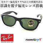 Ray-Ban RB2132F 901 55サイズ & ポラウイング Polawing SPX1.60