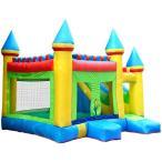 GAONAN-URG ブロワー、スライドと屋外の子供のインフレータブル城バウンサー、子供のためのバウンスハウス、子供のためのインフレータブル城バウンス