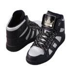 寅壱 ミッドカット ミドルカット安全靴 0107-965 シルバー 【安全靴 スニーカータイプ】(010796537)