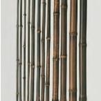竹材 竹 天然黒竹 防虫処理品 2000x23〜25φ mm