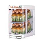 ペットウォーマー 保温ケース 日本ヒーター機器 ペットボトルヒーター ホットドリンクケース 缶ウォーマー 電気式 2段 350ml/30本収納〔SW30-E2〕【】