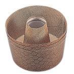 パール金属 アンテノア 紙製シフォンケーキ焼型17cm [ 3枚入 ] [ 耐油性・耐熱性に非常に優れた紙製です ] 調理器具 厨房用品 厨房機器 プロ 愛用