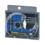 【まとめ買い10個セット品】 スコッチ[R] はってはがせるテープ  (小巻)テープカッター付き 巻芯径25mm  811−1−12D