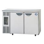 (2年保証)パナソニック 業務用冷蔵庫 横型 コールドテーブル SUC-N1261J 1200×600×800  【 メーカー直送/代引不可 】