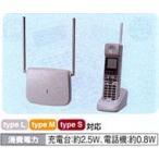 【送料無料】NTT東日本 αNX NX-ACL-コードレス電話機セット-「1」「W」 NX-ACL-SET-※ホワイト