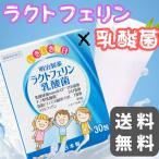 ラクトフェリンナノ型乳酸菌 ヨーグルト味  腸内環境を整える 免疫力高める  日本製 明治製薬  明治美世界  送料無料