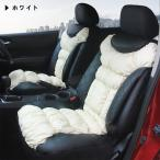 柔らか シートカバー 汎用 前席 高級 レザー 車 防水 防汚 カーシートカバー シートエプロン クッション 軽自動車 普通車 運転席 助手席 座席 兼用 1枚分 MEIKO