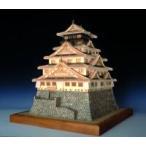 大阪城 木製キット ウッディ  ジョー製