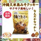 送料無 食品 ポイント消化 クッキー みそクッキー 沖縄 お菓子 お土産 久米島 みそクッキー 190g1個セット おすすめ
