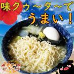 沖縄 あぐー豚 塩 ラーメン ナンポー沖縄あぐー豚塩ラーメン82g3袋セット