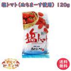 沖縄 塩トマト 海水塩 塩トマト(ぬちまーす使用)120g1個セット