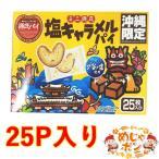 オキコ ミニ源氏 塩キャラメルパイ 25枚×1箱 パイ