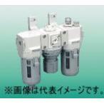 CKD製FRLコンビネーション(3点セット) C6500-25-W-F(フィルタ=手動付オートドレン※NOタイプ無加圧時排出有り)