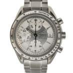 オメガ スピードマスターデイト メンズ 腕時計 自動巻き SS シルバー文字盤 3513.30 OMEGA