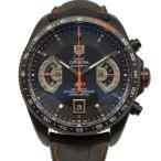 TAG HEUER タグホイヤー グランドカレラ CAV518K.FC6268 チタン 自動巻き メンズ腕時計