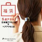 福袋 2019 ピアス イヤリング ノンホール ネックレス 5点 簡易便送料無料 日本製 レディース アウトレット huk-ep